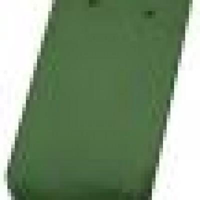 półokrągła glazura zielona